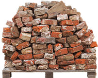 Free Pile Of Bricks Stock Images - 57209274