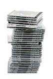 Pile Of CDs Stock Image