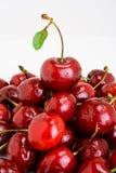 Pile Of Cherries Stock Photos