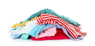 Free Pile Of Clothes Stock Photos - 111868003