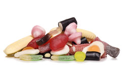 Pile Of Pick And Mix Sweets Stock Image