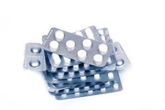 Free Pile Of Pills Stock Photos - 1109933