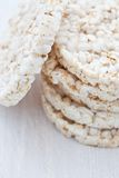Pile Of Rice Cakes Stock Photo
