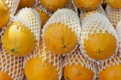 Pile Of Ripe Papaya Stock Photo