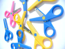 Free Pile Of Scissors Royalty Free Stock Images - 376979