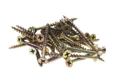 Free Pile Of Screws Stock Photo - 6947290