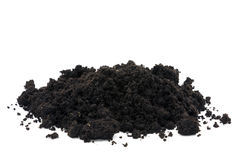 Pile Of Soil Royalty Free Stock Image