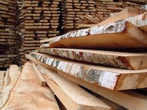 Free Pile Of Wood Stock Photo - 124820
