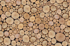 Free Pile Of Wooden Logs Royalty Free Stock Images - 23356709