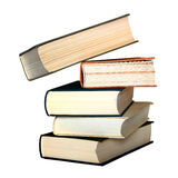 Pile of Old Books royalty free stock photography