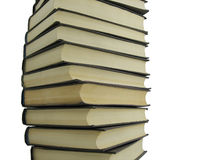 Pile old books Royalty Free Stock Photography