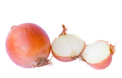 Pile of onion Royalty Free Stock Photography