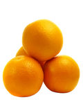 Pile of oranges royalty free stock image