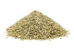 Pile of Organic Aniseeds. Stock Image