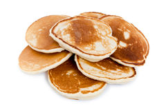 Pile of pancakes Stock Photography