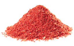 Pile of paprika powder Royalty Free Stock Photography