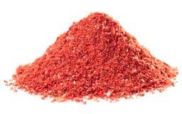 Pile of paprika powder Royalty Free Stock Photography