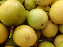 Pile of Passion Fruit Royalty Free Stock Images