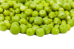 Pile of pea beans Royalty Free Stock Images