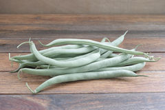 Pile of pea pods Royalty Free Stock Photo