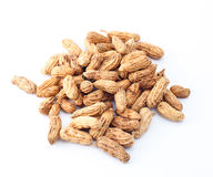 Pile of Peanut Bean Royalty Free Stock Images