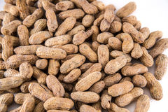 Pile of Peanuts Royalty Free Stock Photo