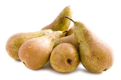 Pile of pear Royalty Free Stock Image