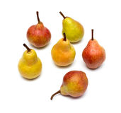 Pile of pear Royalty Free Stock Photos