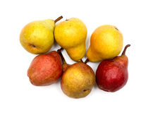 Pile of pear Royalty Free Stock Photo