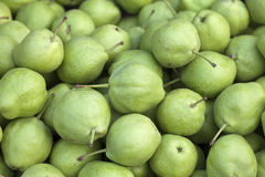 A pile of pears Stock Image