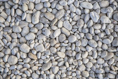 Pile of pebble stones for background Royalty Free Stock Photo