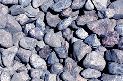 Pile of pebble stones. Royalty Free Stock Images