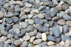Pile pebbles stone Royalty Free Stock Image