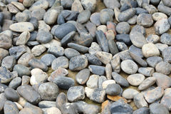 Pile pebbles stone Royalty Free Stock Photo