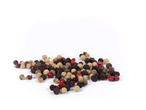 Pile of peppercorn Royalty Free Stock Images