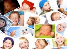 Pile of photos Stock Photo