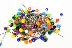 Pile of  Pins Stock Photography