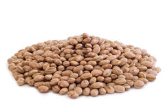 Pile of Pinto Beans royalty free stock photography