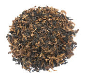 Pile of pipe tobacco Royalty Free Stock Photos