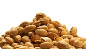 Pile of pistachios Stock Image