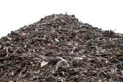 Pile plastic separation Stock Image