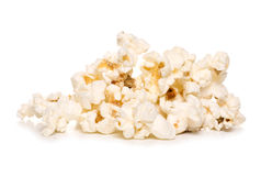 Pile of popcorn Stock Photos