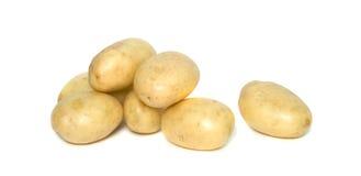 Pile of potatoes Royalty Free Stock Photos
