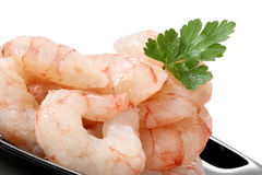 Pile of prawns Royalty Free Stock Photography