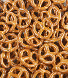 Pile Of Pretzels Royalty Free Stock Image