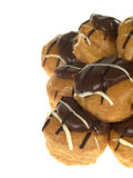 Pile of Profiteroles Royalty Free Stock Images