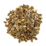 Pile of pumpkin seeds Stock Photo