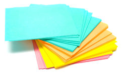 Pile of a pure paper Stock Photo