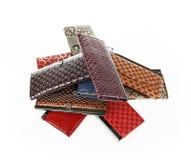 Pile of purses Stock Photo