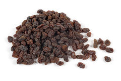 Pile of raisins Royalty Free Stock Image